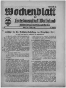 Wochenblatt der Landesbauernschaft Wartheland: amtliches Organ des Reichsnährstandes. 1941.03.01 Jg.39 nr9