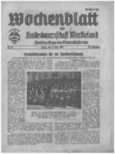 Wochenblatt der Landesbauernschaft Wartheland: amtliches Organ des Reichsnährstandes. 1941.03.08 Jg.39 nr10